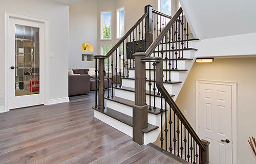 Stair Transformations and Home Renovations in Burlington