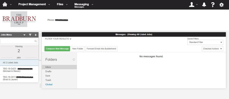 Bradburn Client Portal 3
