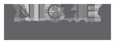 niche for design logo