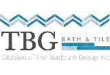 TBG bath and tile logo
