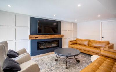 Project Keith Close – Basement & Bathroom Renovation